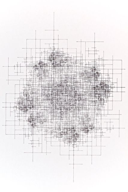 , 'Plus sérieusement, noir,' 1976-1977, RCM Galerie