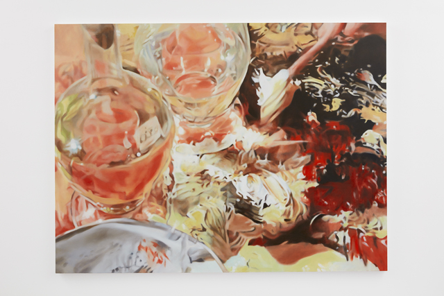 , 'Palette,' 2017, Casey Kaplan