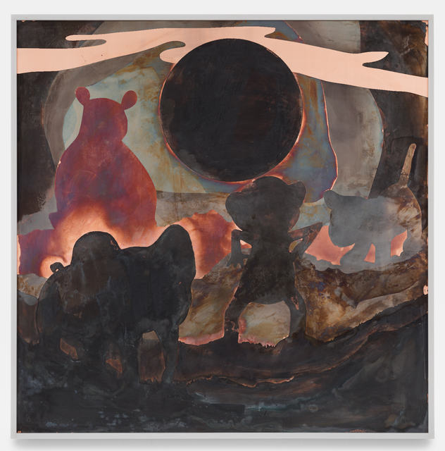 , 'Expedition,' 2018, Cecilia Hillström Gallery