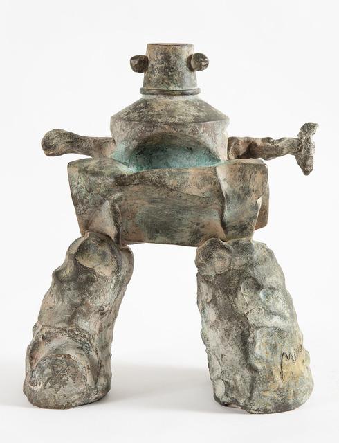 Joan Miró, 'Figure', 1981, HELENE BAILLY GALLERY