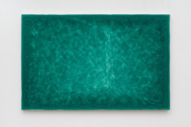 Sang Huoyao 桑火尧, 'Spring', 2020, Painting, Mixed Media on Silk, Asia Art Center