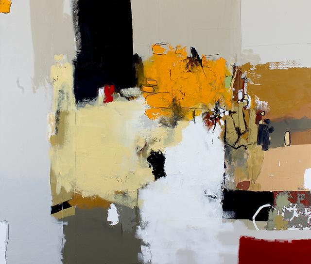 , 'Matières en mouvement 18,' 2017, Galerie de Bellefeuille
