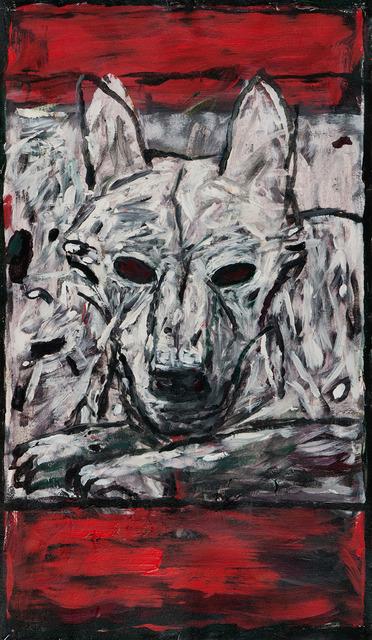 , 'Grey Wolf,' 2012, Linda Hodges Gallery