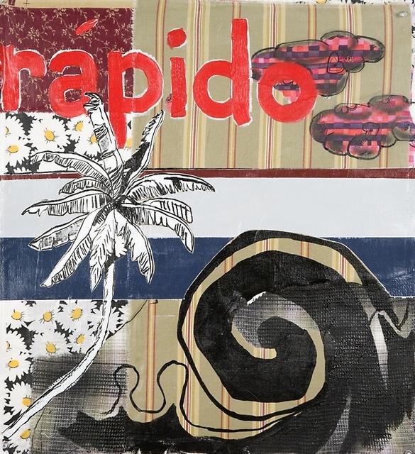 , 'Rapido,' 2007, Barry Whistler Gallery