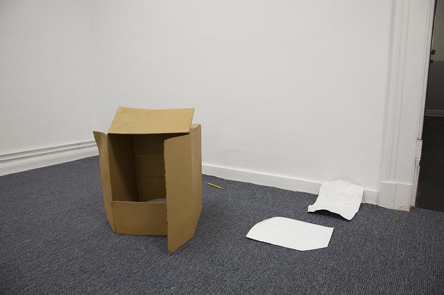 , 'Box,' 2017, ChertLüdde
