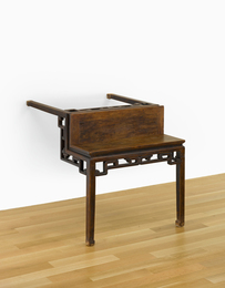 Ai Weiwei, 'Table with two legs on the wall,' 2008, Sotheby's: Contemporary Art Day Auction