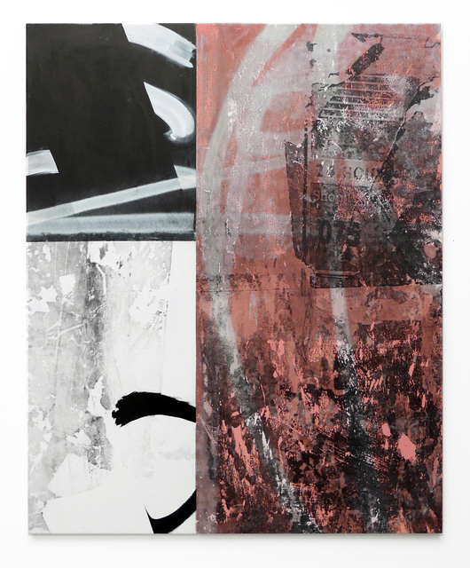 , 'No Omega,' 2017, Parafin