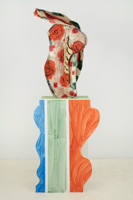 , 'Vase Upon Vase: Bella,' 2011-2012, David Kordansky Gallery