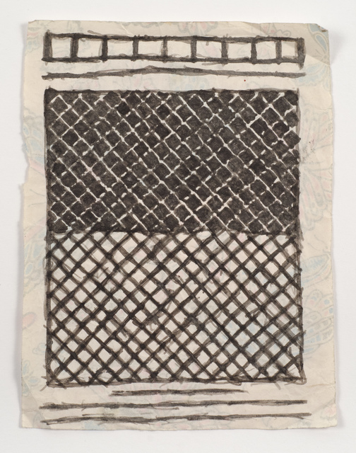 , 'Untitled (Abstract pattern),' n.d., Fleisher/Ollman