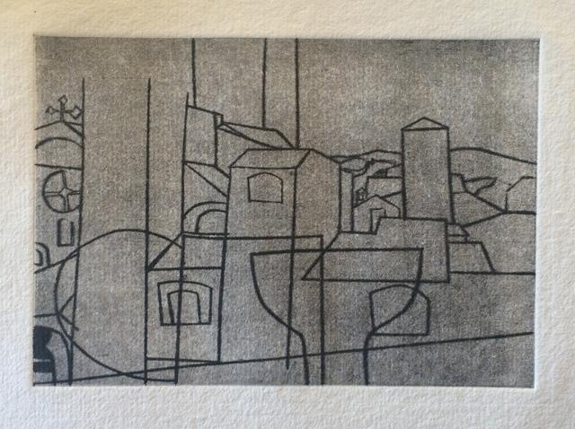 , 'San Gimignano,' 1953/65, Gerrish Fine Art