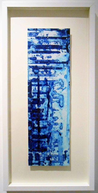 , 'Red and blue #04,' 2017, Galerie Olivier Waltman | Waltman Ortega Fine Art