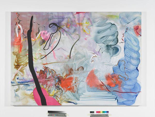 Florin Kompatscher, 'COMIX', 2019, Painting, Öl auf Leinen, Galerie Elisabeth & Klaus Thoman