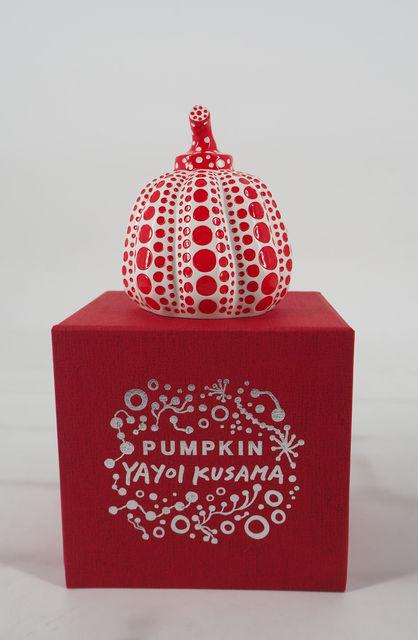 Yayoi Kusama, 'Dots Obsession (Pumpkin yellow - Small)', 2004, Sculpture, Nylon, AFL