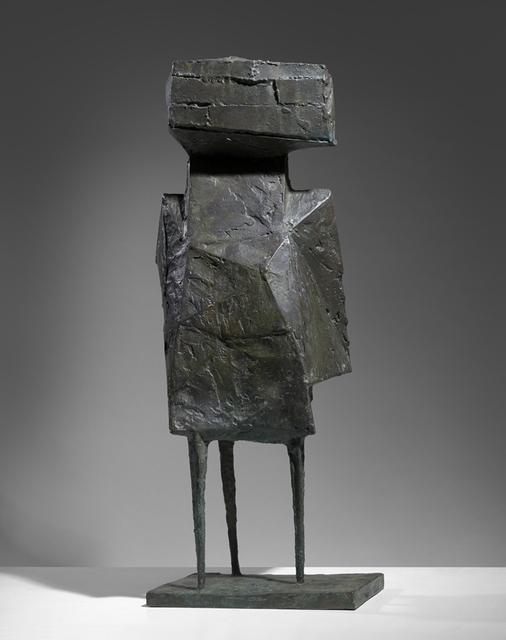 , 'Watcher,' 1959, Osborne Samuel