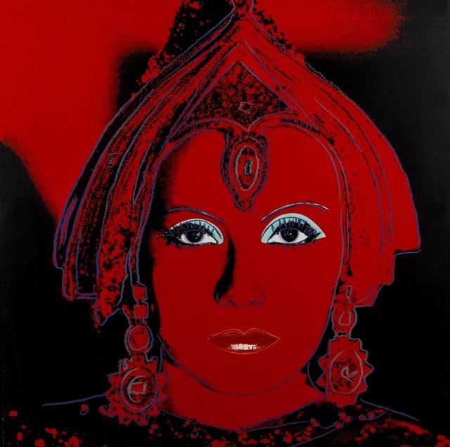 Andy Warhol, 'The Star (Feldman & Schellmann II.258)', 1981, Forum Auctions