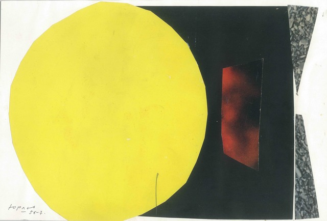"Valery Yurlov, '""Counterform 2""', 1956-1957, Krokin Gallery"
