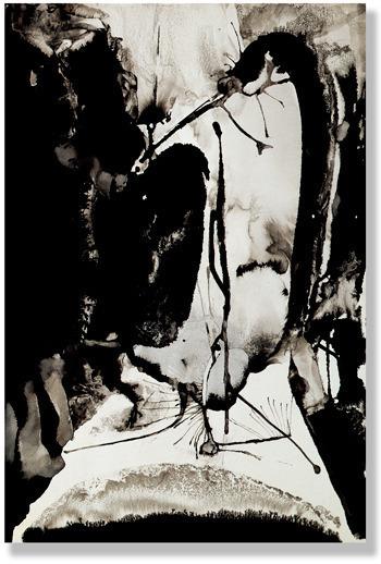 Paul Jenkins, 'Travel Under,' 1953, Open Art
