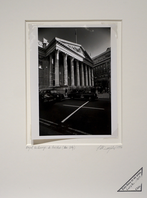 , 'The city,' 1996, Isabel Aninat