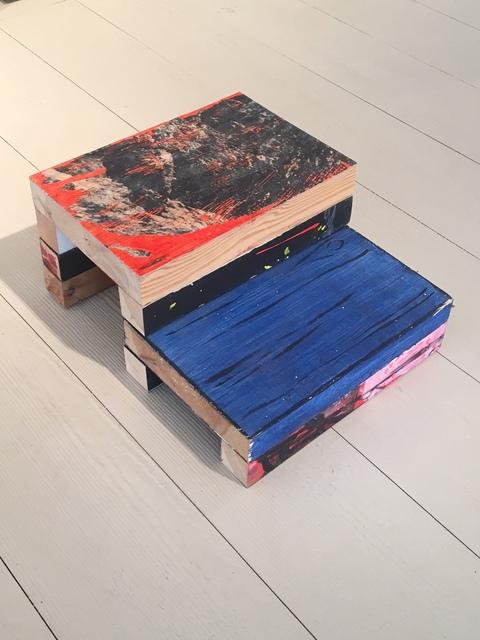 , 'Steps I,' 2018, JGM Gallery