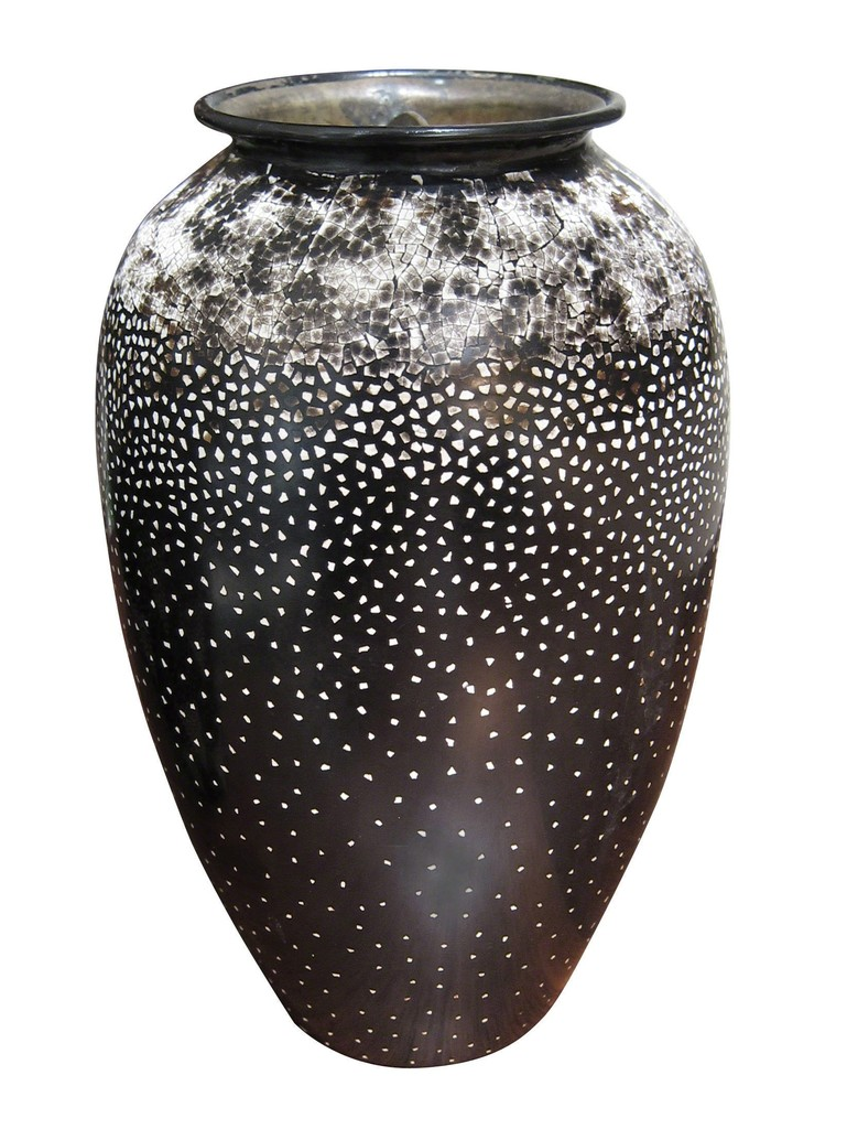 Jean Dunand, 'Vase with liner,' ca. 1925, DeLorenzo Gallery
