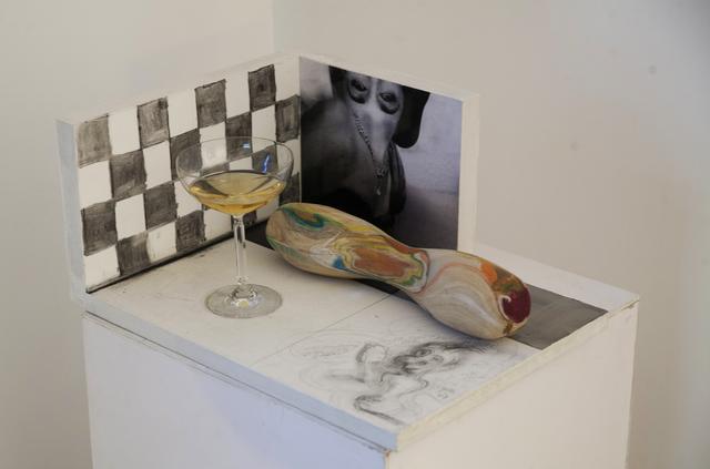 , 'Arrangements 2,' 2017, Allegra Nomad Gallery
