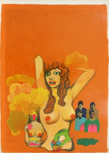 , 'Doll A,' 1968, Nanzuka