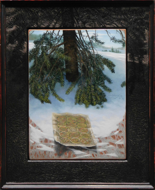 , 'Spring Roots-Hemlock,' , Copley Society of Art