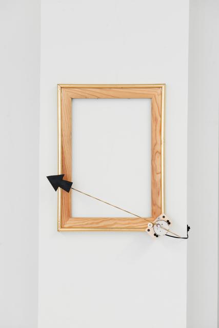 , 'L'orientation du chevalet,' 2017, Galerie Liusa Wang