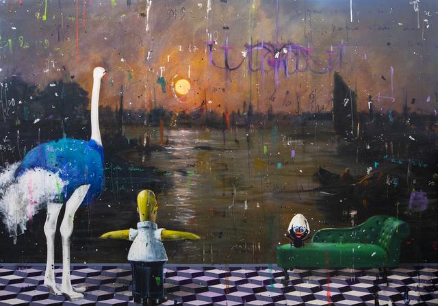 Angelo Accardi, 'Thanks William ', 2017, Eden Fine Art