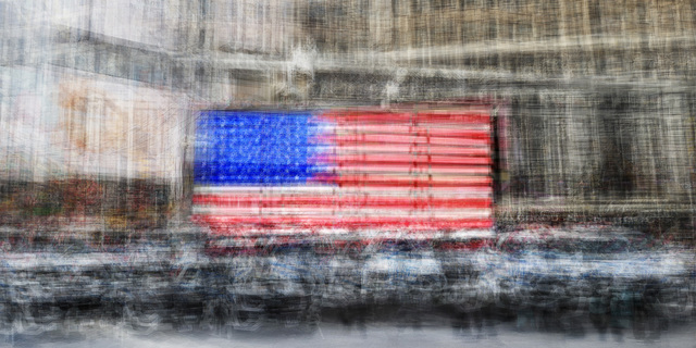 , 'NY #3,' 2016, In The Gallery