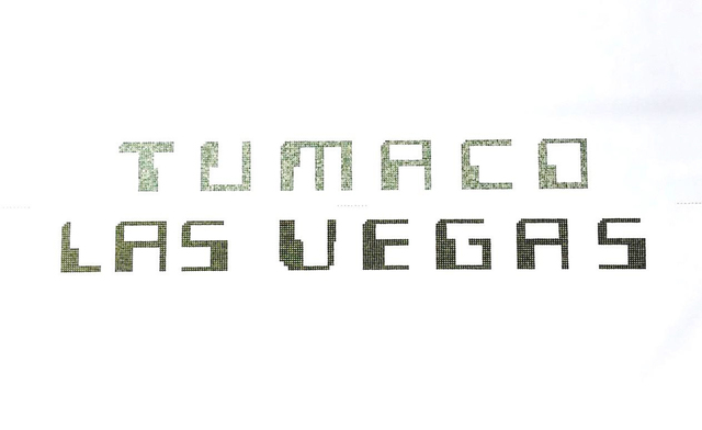 , 'Tumaco Las Vegas,' 2017, Casas Riegner
