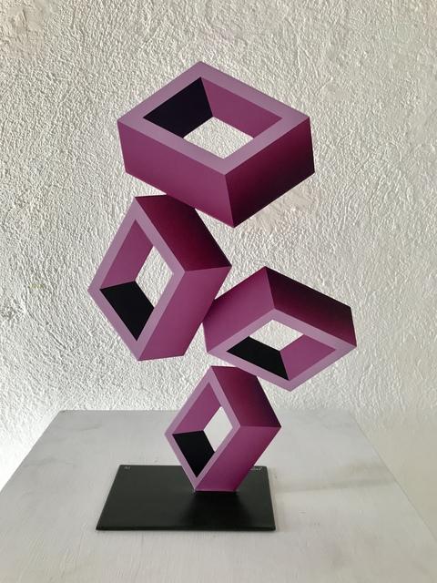 , 'Untitled (pink),' 2018, Arte Berri