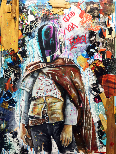 , 'The good, the bad, and the funky,' 2018, Thompson Landry Gallery