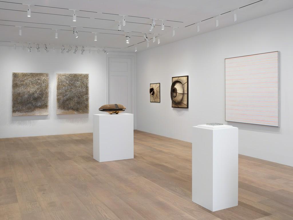 Installation view of Intimate Infinite: Imagine A Journey. Photo: Elisabeth Bernstein.