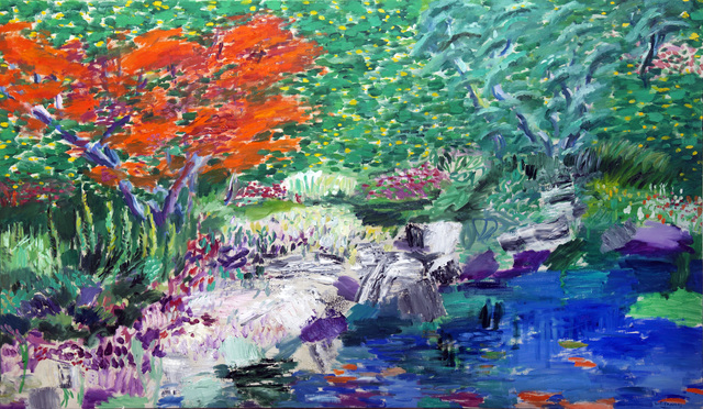, 'Jardin Japones,' , Odon Wagner Contemporary