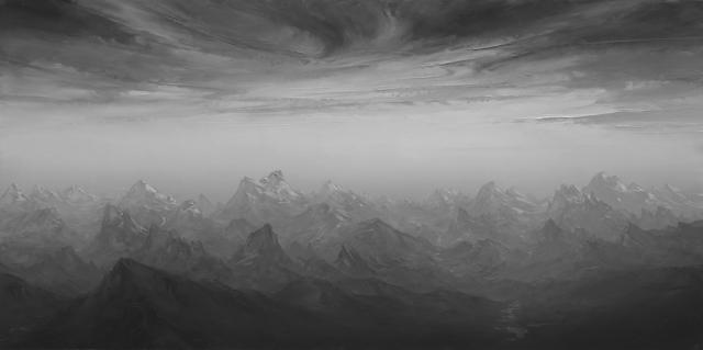 Todd Carpenter, 'Range of Shadow', 2019, Abend Gallery