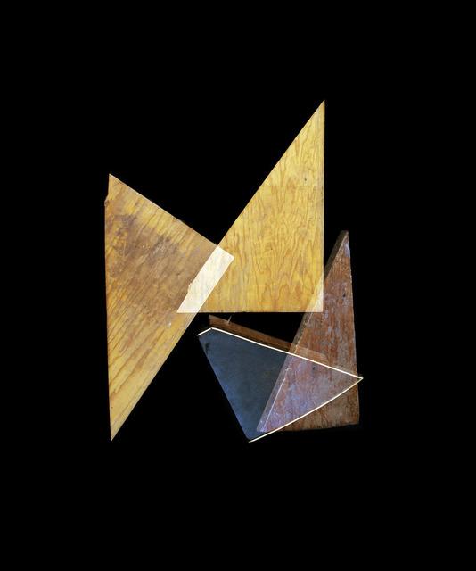 , 'Triangular Planes,' 2014, Alarcón Criado