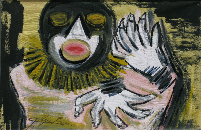 , 'Untitled (El profeta),' , Galeria Oscar Roman