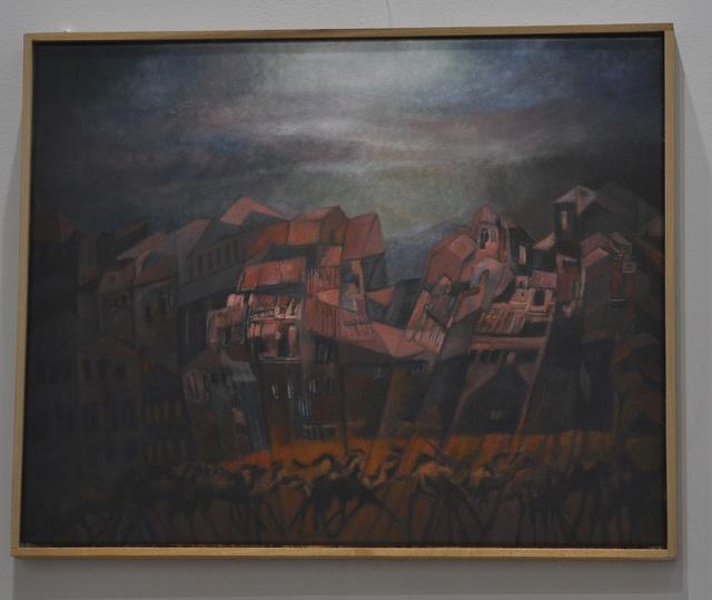 , 'Caravan,' 2014, GALLERY SHCHUKIN