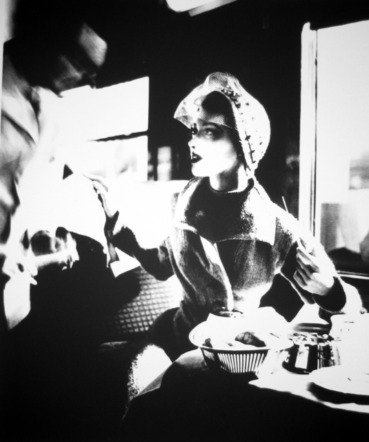 Lillian Bassman, 'Woman on Fleche D'or', ca. 1950, Peter Fetterman Gallery