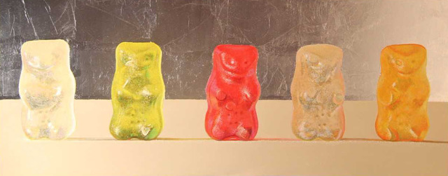 , 'Jelly Line Up II,' , Gormleys Fine Art