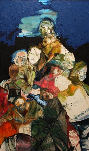 , 'The Climb,' 2015, Goodman Gallery