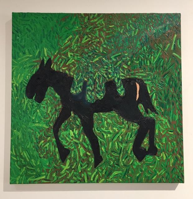 , 'Horseplay,' 2018, Diane Rosenstein