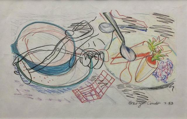 , 'Still Life,' 1983, New Gallery of Modern Art