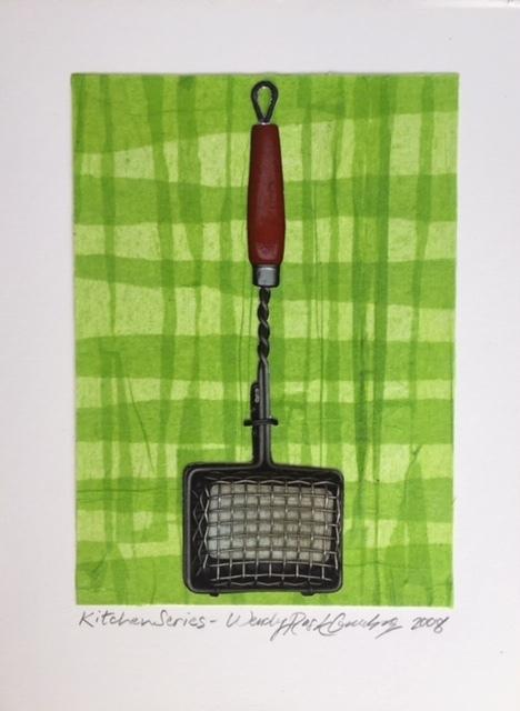 , 'Kitchen Series III,' 2008, InLiquid
