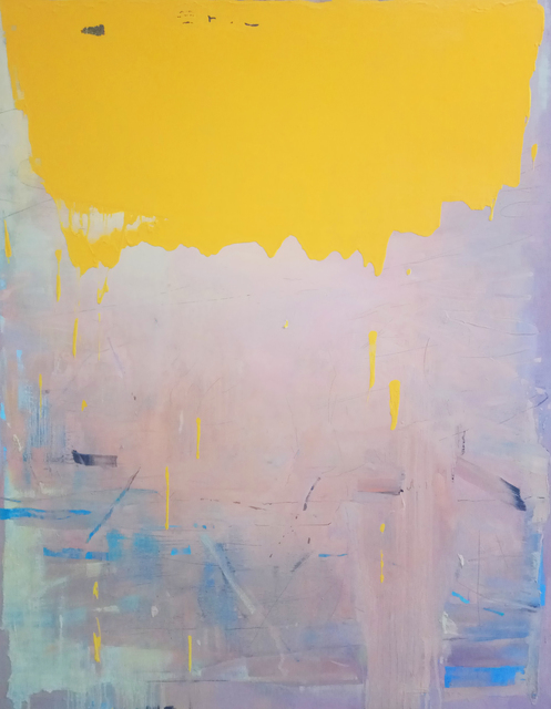 , 'Yellow 13-4,' 2016, PARKVIEW ART Hong Kong