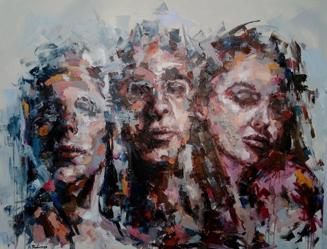 Vavatsis Nikos, 'untitled45', 2020, Painting, Oil on canvas, nord.