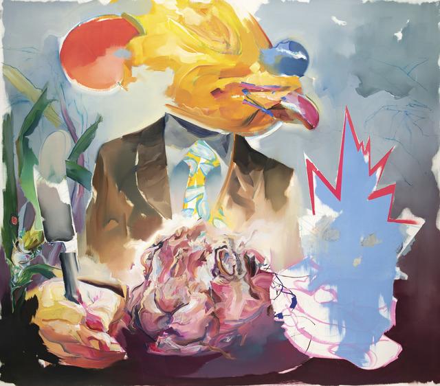 Hermann Mejia, 'Dinner I', 2018, Gagné Contemporary