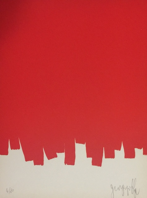 , 'Untitled - Collection of three serigraphs,' 1968, Wallector