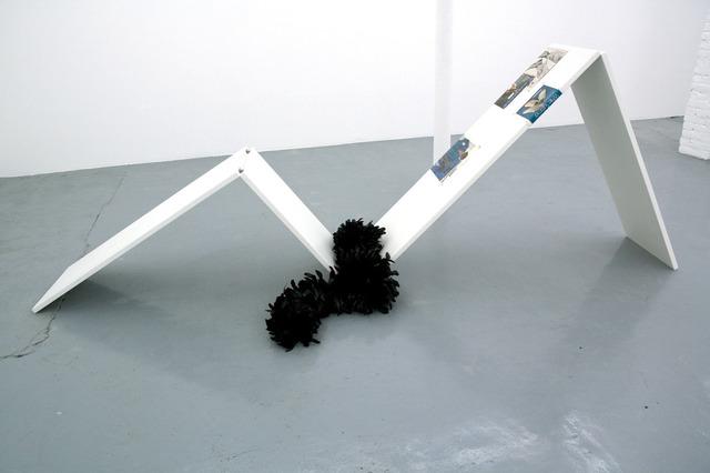 , 'Blue. Period. (Touch Me),' 2008, Bortolami
